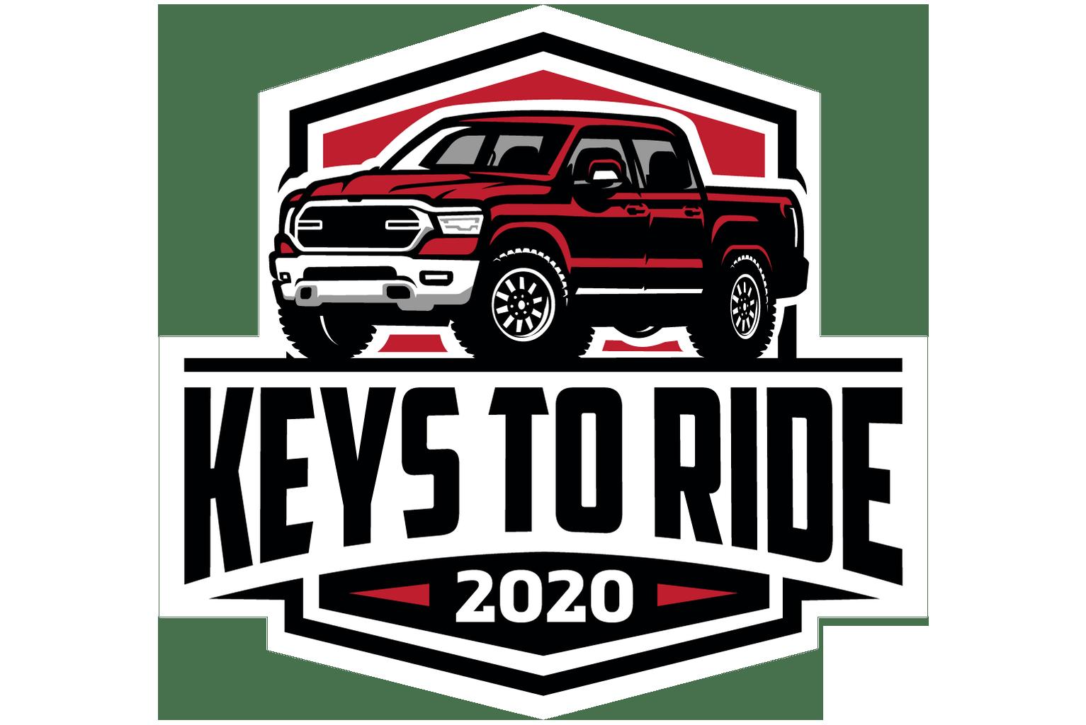 Keys to Ride logo